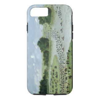 Crossing of the San Joaquin River, Paraguay, 1865 iPhone 7 Case