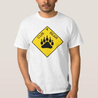 Cub 4 Bear Bear Paw T-shirt
