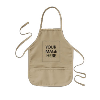 Custom Aprons - Add Your Image and Text
