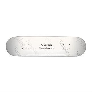 "Custom MINI Competition 7 3/8"" Skateboard Template"
