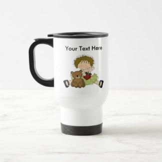 Custom School Beauty School Gift 15 Oz Stainless Steel Travel Mug