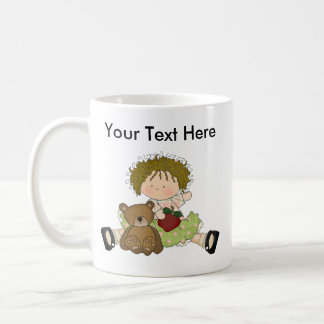 Custom School Beauty School Gift Classic White Coffee Mug