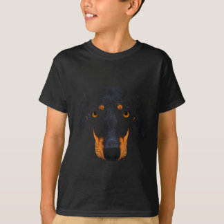 Dachshund Dog Face T Shirts