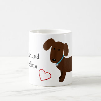 Dachshund Owner Mug