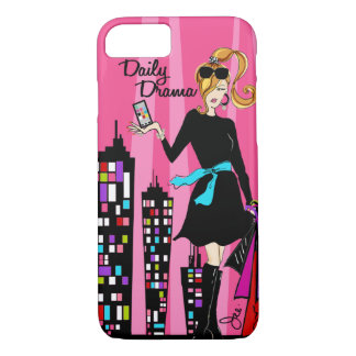 Daily Drama iPhone 7 Case