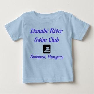 Danube River Swim Club, Budapest, Hungary T Shirt