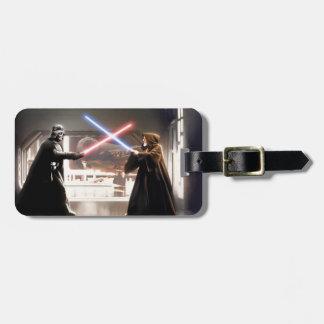 Darth Vader and Obi-Wan Still Tags For Bags