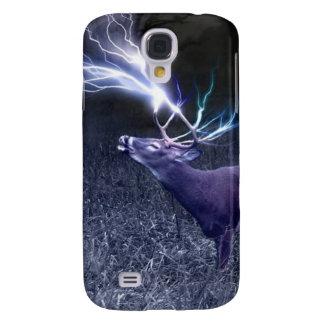 Deer Lightning