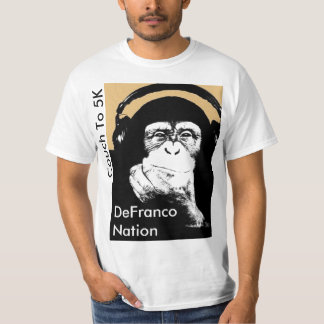 DeFranco Nation C25K Tees