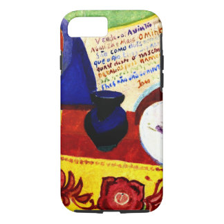 Delaunay - Portuguese Still Life iPhone 7 Case