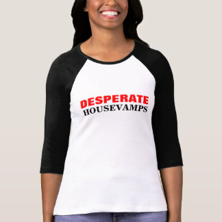 Desperate HouseVamps T Shirts