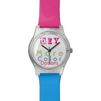 DIY - Plastic Watches