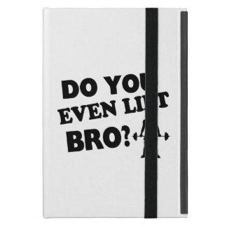 Do You Even Lift Bro? Cases For iPad Mini