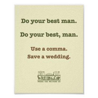 Do your best man. poster