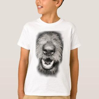 Dog Face Funny Smile Shirt