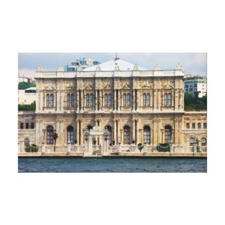 Dolmabahce Palace in Istanbul Gallery Wrap Canvas