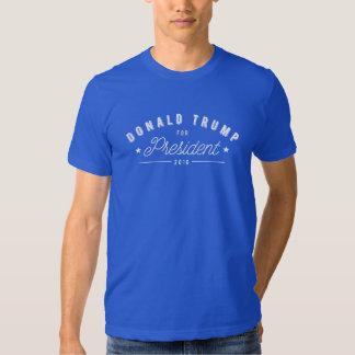 Donald Trump For President | White T Shirt