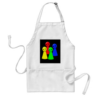 Don't get angry standard apron