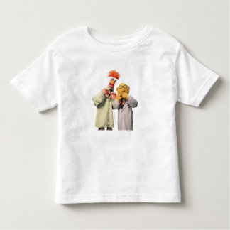Dr. Bunsen Honeydew and Beaker Tshirt