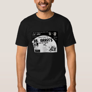 Dr. Ghast's Night Of Terror T-shirt