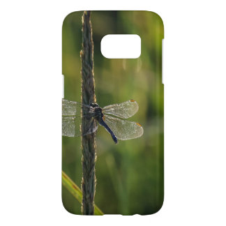 Dragonfly In Grass Samsung Galaxy 7 Case