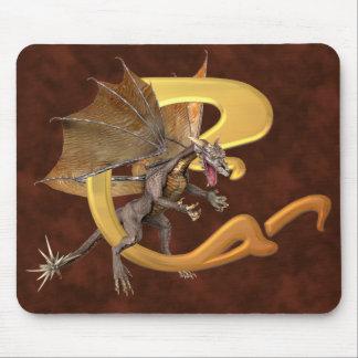 Dragonlore Initial C Mouse Pad
