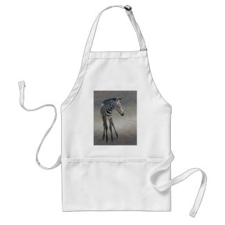 Dreams in Black and White Apron