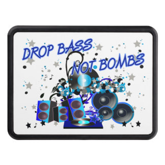 Drop Bass Not Bombs Sub vs War Hitch Cover