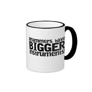 Drummers Have Bigger Instruments Mug