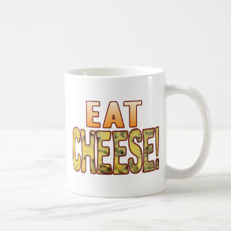 Eat Blue Cheese Classic White Coffee Mug