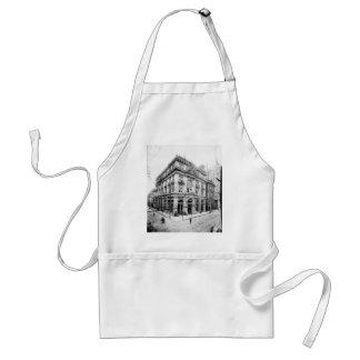 Échange la Nouvelle-Orléans 1881 de coton Tablier