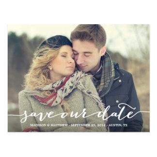Économies de la note | d'amour la carte postale de