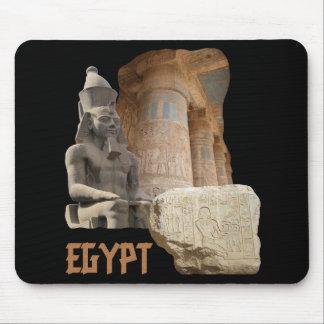 EGYPT photo collage mousepad