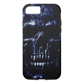 electic skull iPhone 7 case