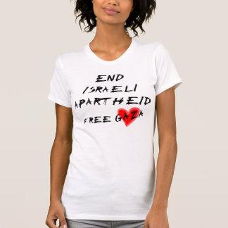End Israeli Apartheid Tees