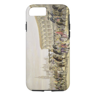 Entry of the Toreros in Procession, 1865 (colour l iPhone 7 Case