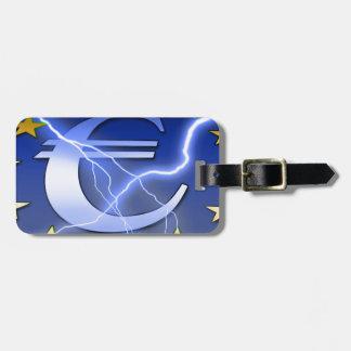 euro-Flag Luggage Tag