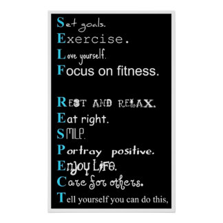 Exercise Motivation Poster