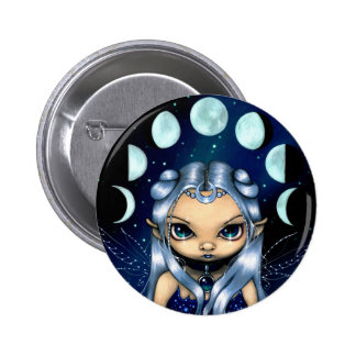 """""""Fairy of the Changing Moons"""" Button"""