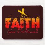 FAITH MOUSE PAD
