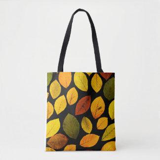 Fall Leaves Autumn Tote Bag