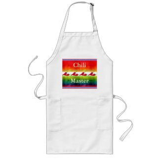 Fancy Chili Master Apron