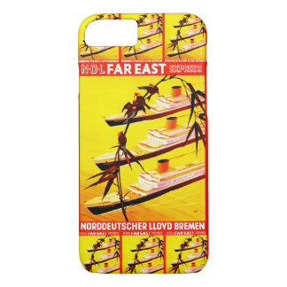 Far East Express iPhone 7 Case