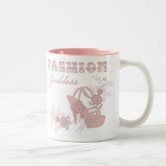 fashion goddess mug