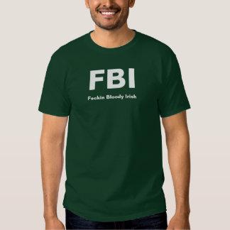 FBI, Feckin Bloody Irish Shirts