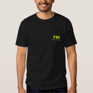 FBI - Female Body Inspector Tshirt