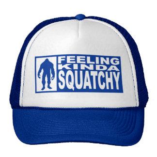 FEELING KINDA SQUATCHY HAT Finding Bigfoot Edition