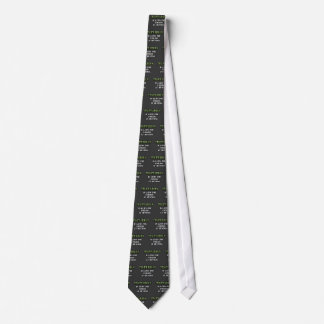 FGD - VEGETARIAN is Latin for Useless at hunting Tie
