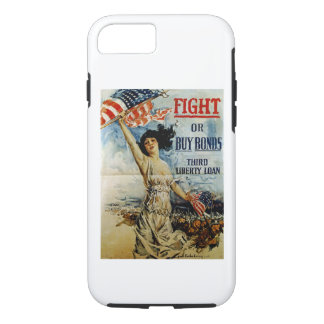 Fight or Buy Bonds iPhone 7 Case