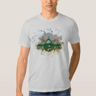 Fighter Pilot on Light Tee Shirts